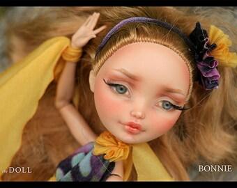 Ever After High Repaint Art Doll OOAK – Ashlynn Ella | Bonnie