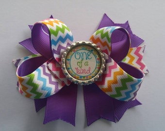 One Of A Kind- Hairbow