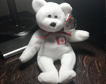 8b6448f820d Maple Beanie Baby Bear circa 1996