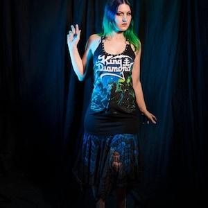 Medium Archspire tech death band shirt dress Small