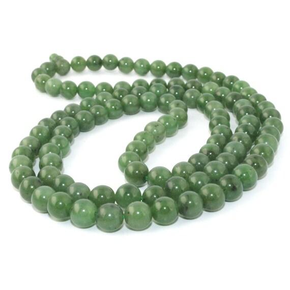 108 Canadian Jade Bead Mala