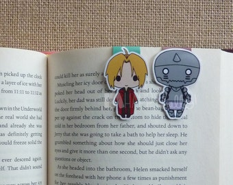 Magnetic Bookmarks • Brothers