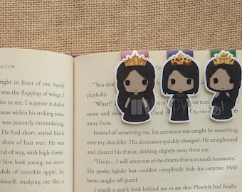 Magnetic Bookmarks • Heirs to the Crown