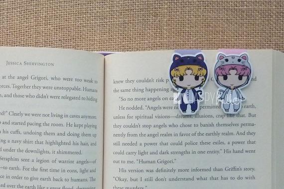 Magnetic Bookmarks • Moonie Onesies