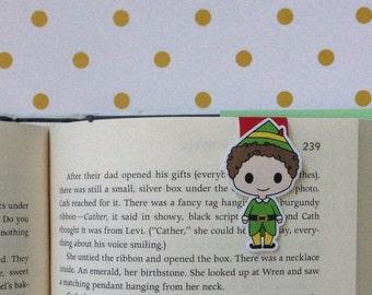 Magnetic Bookmarks • Santas Helper