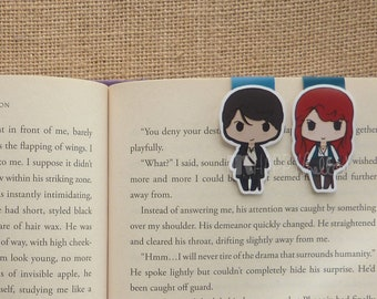 Magnetic Bookmarks • The Pirate Captain