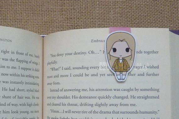 Magnetic Bookmarks • Ugh, As If