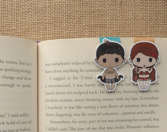 Magnetic Bookmarks • A Feysand Summer