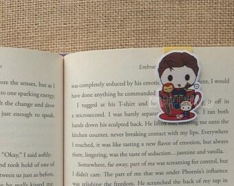 Magnetic Bookmarks • Fanboy Teacup