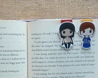 Magnetic Bookmarks • Eldest Sister & Her Warrior