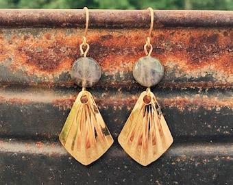 Grayling Earrings