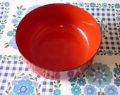 Finel Small Red Bowl