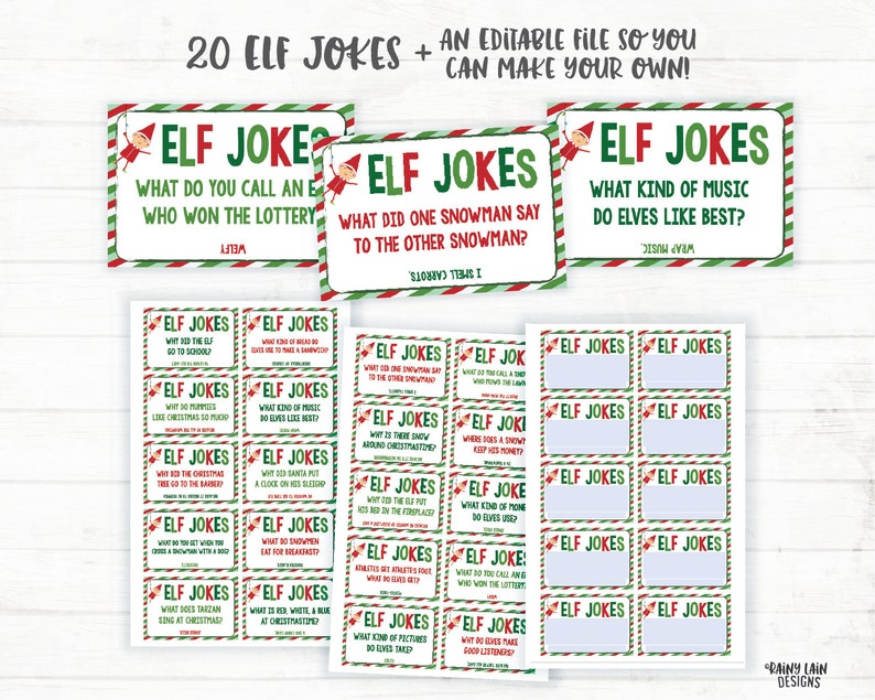 picture relating to Elf on the Shelf Printable Notes titled Elf Jokes, Elf Notes, Elf Printables, Editable Elf Jokes, Printable Elf Jokes, Elf upon the, Xmas Elf, Elf Recommendations, Shelf, Instantaneous Down load