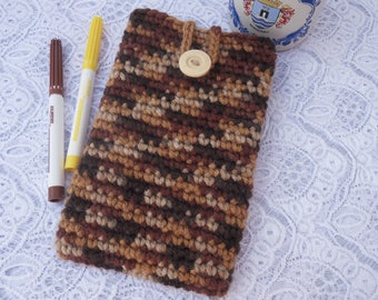 crochet tablet cover samsung galaxy tab 3 7 inch tablet case tablet cover kindle fire HD sleeve