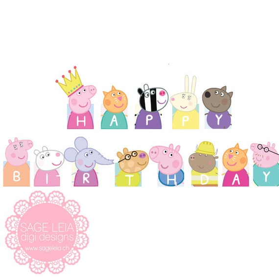 It is a graphic of Peppa Pig Character Free Printable Images in high resolution