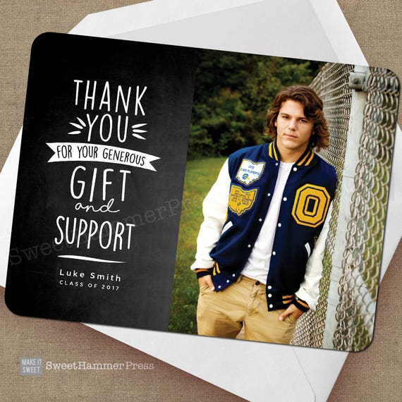 Graduation Thank You Cards Senior 2020 Note Cards