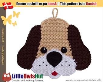 848c59288f9 161DK - Hunde grydelapper - Hækle Opskrift - PDF af Svetlana Zabelina Etsy