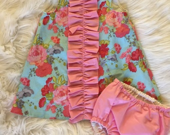 Easter Baby dress outfit
