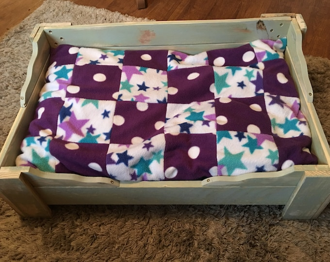 Hand-Made Dog Bed