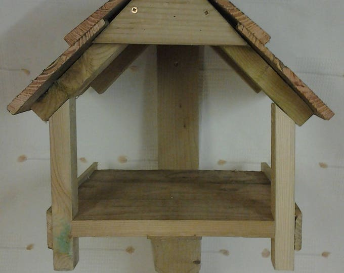 BIRD TABLE - REDUCED for Quick Pre Christmas Sale