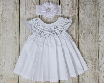 d7548d9dc0e3 White baby dress