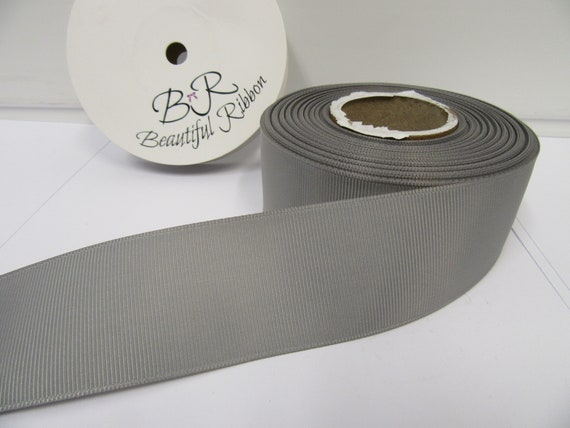 3mm 6mm 10mm 16mm 22mm 38mm 50mm DARK GOLD Grosgrain Ribbon Double Sided Ribbed