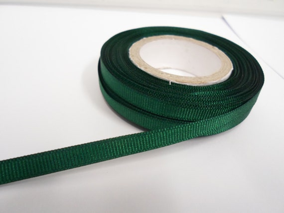 Double Sided Satin Ribbon 5 Metre Cuts 32 Colours 3mm 6mm 10mm 15mm 25mm 38mm