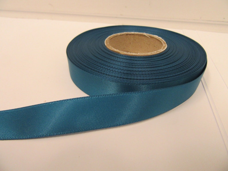 Any Width 1 Metre Lengths Double-Faced Satin Ribbon High Quality 3mm 10mm 16mm 25mm 38mm 50mm Cut Lengths Antique Gold, 1 Metre x 25mm Any Colour