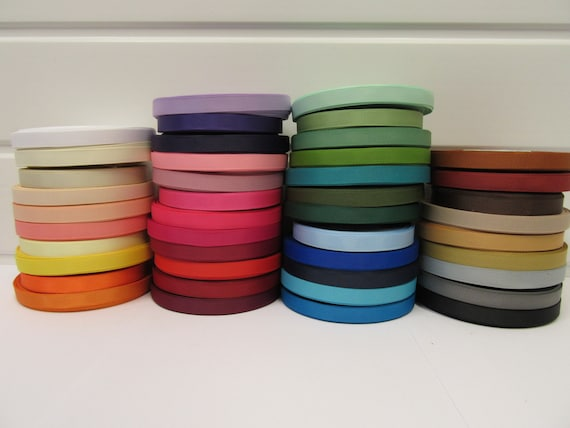 "3,5 /& 10 meter lengths various colours 50mm Grosgrain ribbon 2/"" 1"