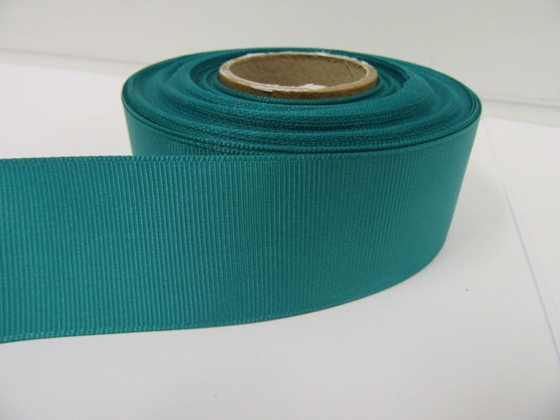 16mm Grosgrain Ribbon 2 metres or 20 metre full roll double sided Ribbed UK VAT