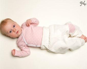 "Baby Pants Pattern, trousers, sweatpants for kids + babies, ebook, tutorial, Sewing pattern, Instant Download, ""Bebe"" from Pattern4kids"