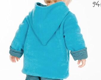 "Baby Jacket, Hoodie, Kids Jacket, winter coat, ""Toretto"", Boys or Girls, Children, Ebook PDF Sewing Pattern ""Toretto"" from Pattern4kids"