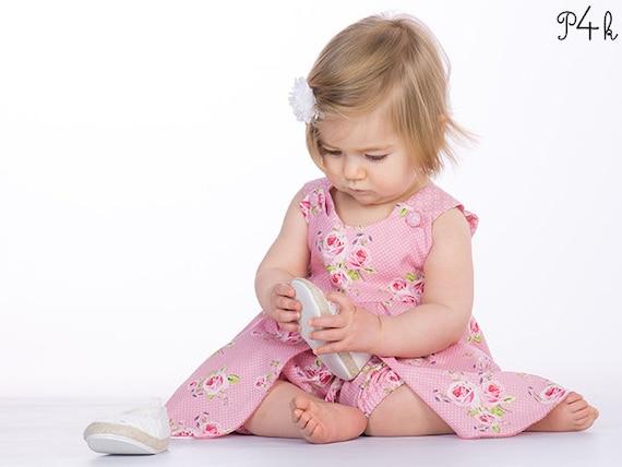 Schnittmuster Hängerchen Babykleid Mädchenkleid Kleidchen | Etsy