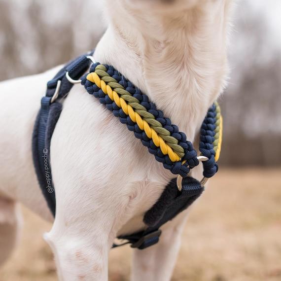 Einstellbare Paracord Hundegeschirr benutzerdefinierte Hund   Etsy