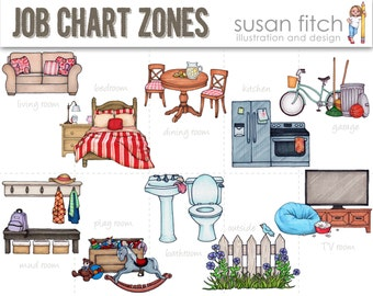 Chore Chart Maker Print Chore Charts Online Graphics and Clip Art Collection