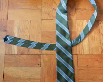 Vintage 70's Men's Necktie Tie