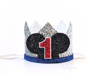 Mickey Mouse Birthday Party Crown