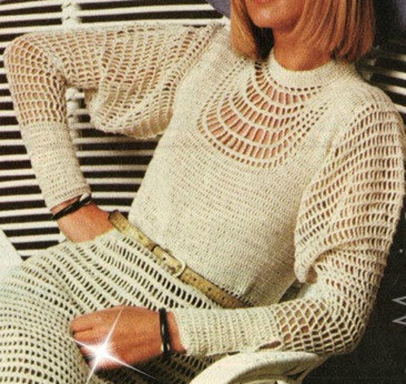 CROCHET DRESS PATTERN Crochet Wedding Dress Pattern