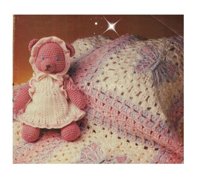 Patron pdf de tejido en crochet juguete Osito osito para | Etsy