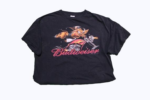 Vintage Budweiser Harley-Davidson T Shirt