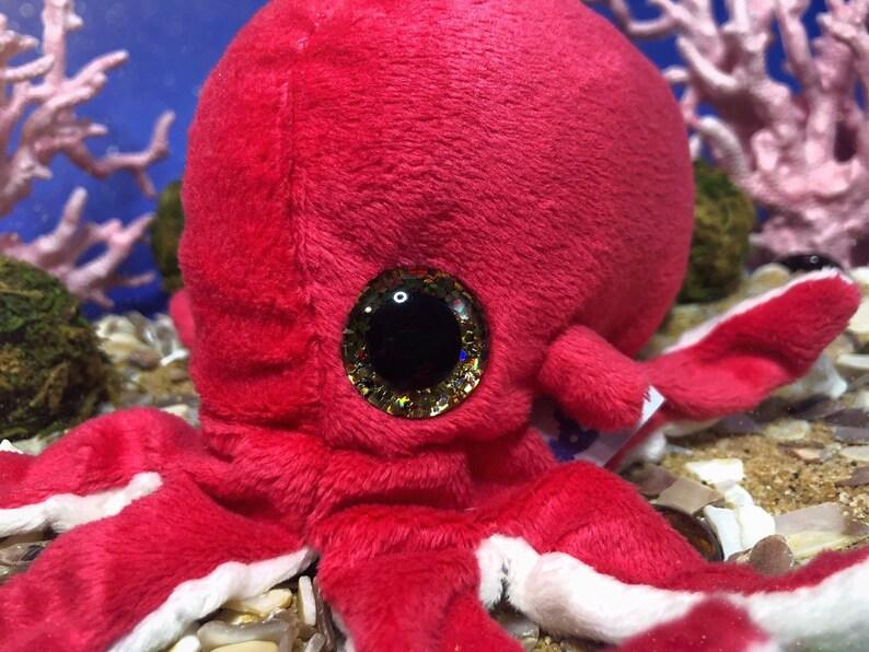 Octopus Plush customizable