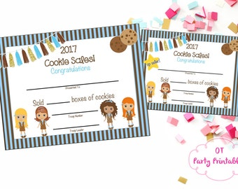 scout cookie sales etsy