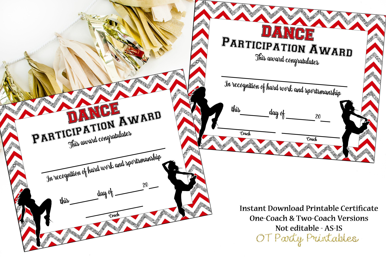Cute Printable Cheerleading Award Certificates Topsimages