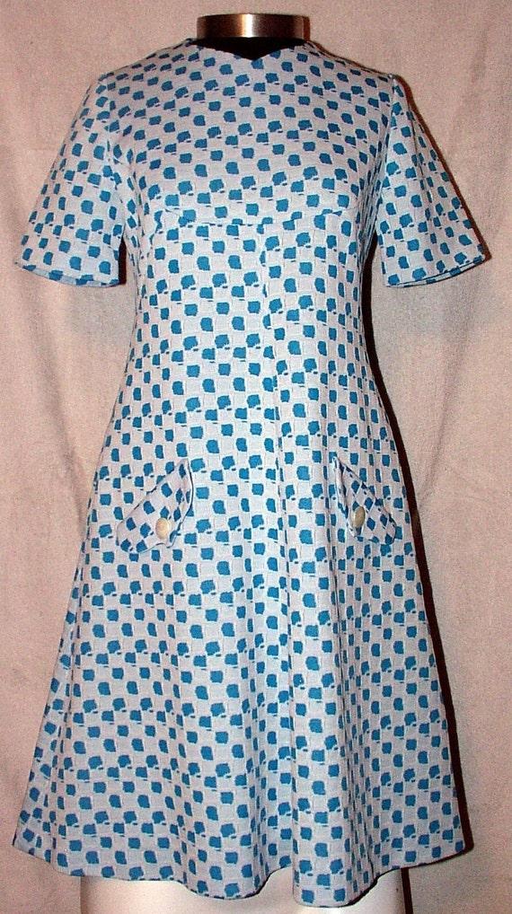 60's Vintage Handmade A-Line Dresses