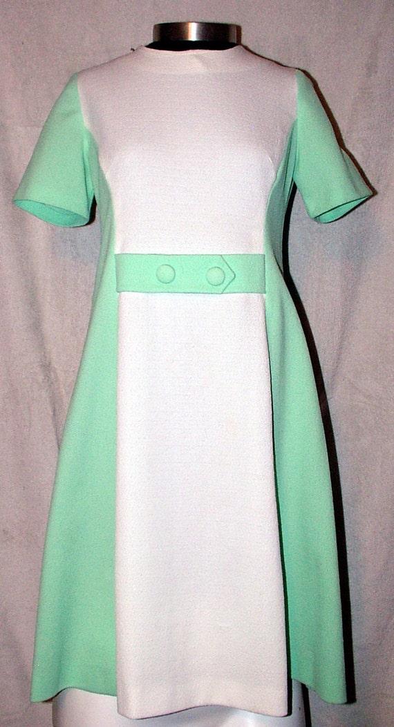 60s Vintage Handmade A-Line Dresses