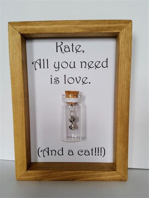 Cat Lover Gift Ideas For Lovers Custom
