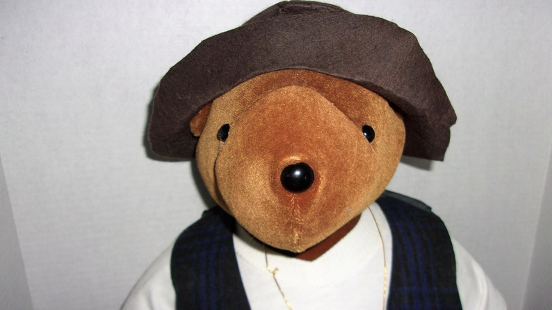 The Honeyspooners TV Show Ed Norton of The Honeymooners Ted Norton North American Bear Company 1993 with Hang Tag