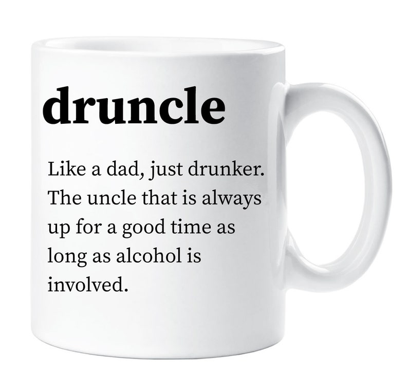 Druncle Definition Father/'s Day Gift for Best Awesome Uncles  Mens Hoodies