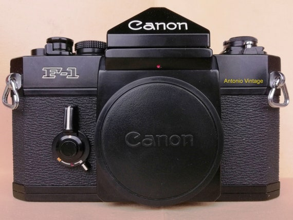 Canon F 1 N Old In Perfect Aesthetic Conditions As Photos Etsy