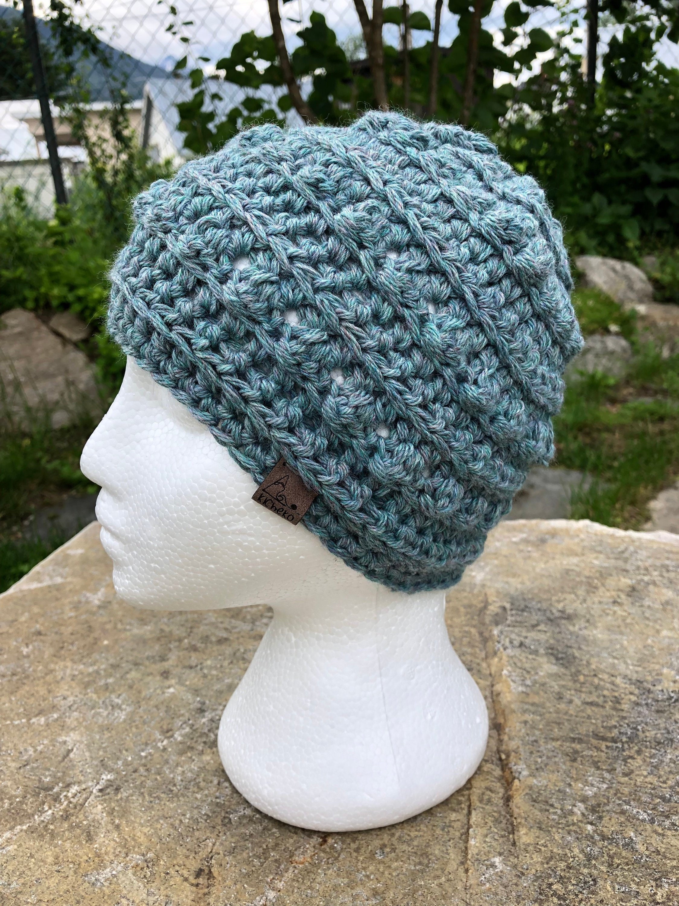 bd52e5d1ce0 Bobble Toboggan Beanie   Newborn ~ Baby ~ Toddler ~ Adult   Bobble hat    Bobble Head Beanie   Super Soft Beanie   Crochet Bobble Stitch Hat